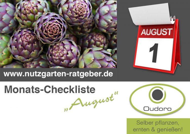 Der Nutzgarten Ratgeber für den Monat Juni