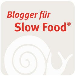 Blogger füer Slow Food