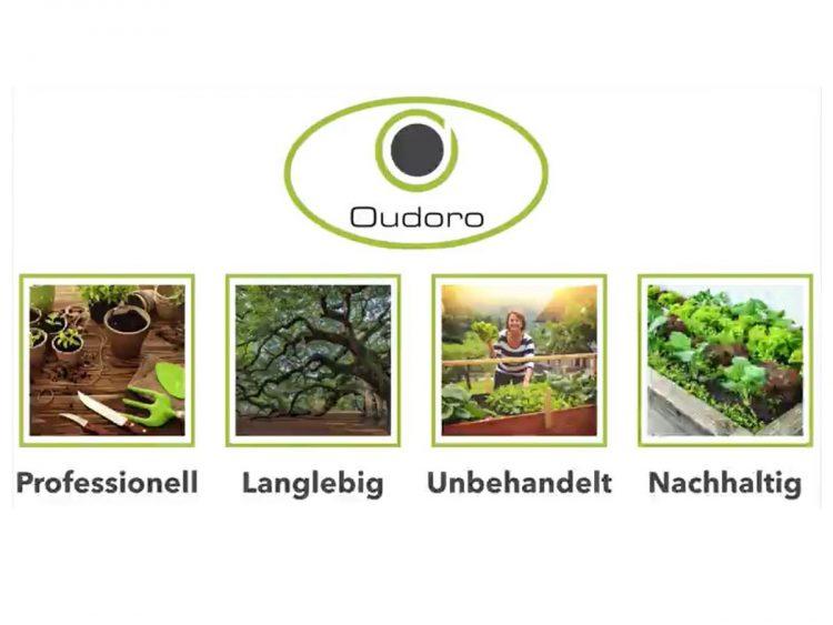 Oudoro Hochbeete - Ihr Weg zu gesundem und regionalen Gemüse